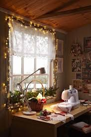 using window lights for festive home displays