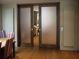 frosted glass french door interior interior sliding doors which are made of full lite