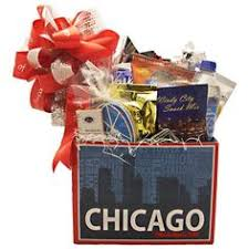 chicago gift baskets midwest gourmet basket with windy city mix crackers wisconsin