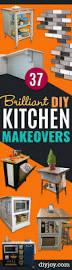 Diy Kitchen Makeover Ideas 37 Brilliant Diy Kitchen Makeover Ideas Islands Cabinets And