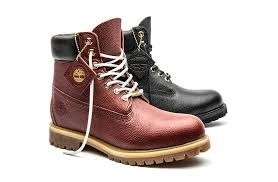 timberland canada s hiking boots football leather collection limited release