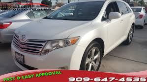 toyota credit bank sold 2009 toyota venza in colton