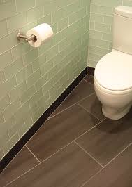 green bathroom tile ideas bathroom tile tile and wood floor combination