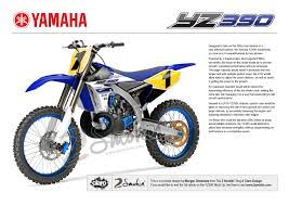 yamaha motocross bikes yamaha yz390 injected mock up 2 smokin u0027 u2013 passion for 2 strokes