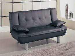 Black Sleeper Sofa Pretty Small Leather Sectional Sleeper Sofa 6 Fabulous Cool