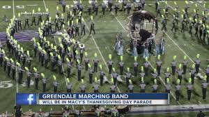how to be in the macy thanksgiving day parade greendale marching band to appear in macy u0027s thanksgiving day