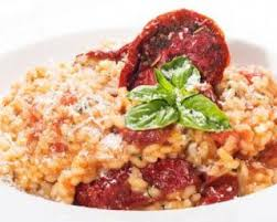 recette de cuisine sans sel recette de risotto aux tomates séchées sans sel