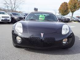 black pontiac solstice for sale used cars on buysellsearch