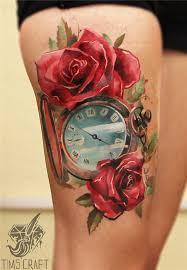 60 thigh tattoo ideas art and design