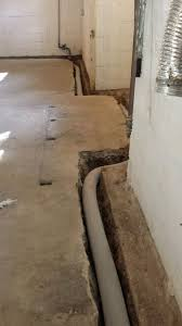 Water Coming Up From Basement Drain by Drain Tiles Prevent Basement Leaks