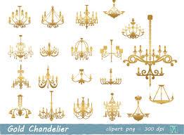Free Chandelier Clip Art Gold Chandelier Vector Free Thesecretconsul Com