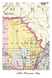 Wisconsin Map by Welcome To Florence Wisconsin Map Page