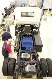 Ford Diesel Hybrid Truck - fedex u0027s new electric trucks get a boost from diesel turbines wired