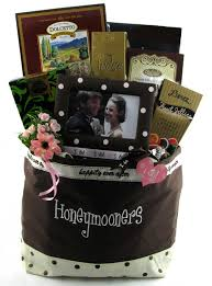 anniversary gift baskets the honeymooners glitter gift baskets
