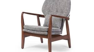 Retro Accent Chair Mid Century Modern Furniture Living Room Contemporary Stylish