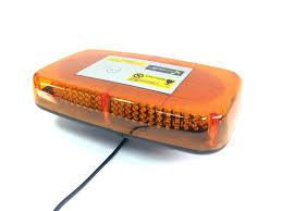 warning light bar amber led lightbar for vehicles lightbar fixed mount amber warning