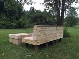 wood pallet sectional patio furniture