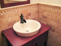 Wainscoting Ideas For Bathrooms Exciting Bathroom Tile Wainscoting Ideas Pics Decoration
