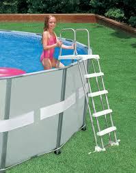 decorating nice intex swimming pools for backyard landscape ideas