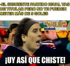 Ochoa Memes - los memes de memo ochoa y los 7 goles que le metió el atlético de