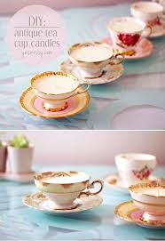 decorate your own tea cup best 25 teacup candles ideas on diy candles candles
