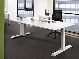 executive desk laminate contemporary commercial multilevel