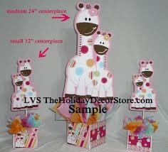 giraffe birthday party custom baby shower personalized cen u2026 flickr