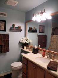 brown bathroom decor genwitch