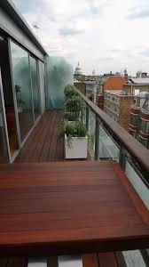ipe brazilian hardwood decking deck builders islington garden roof