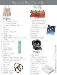Best 25 Bag Essentials Ideas by Best 25 Hospital Bag Essentials Ideas On Hospital Bag