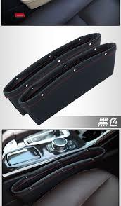nissan almera ultra racing bar 2 x leather car storage organizer high quality car bag box car