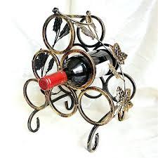 wine rack continental creative wine racks home decor red wine