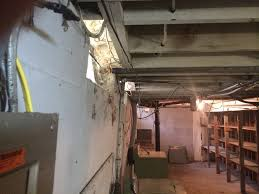 Bowing Basement Wall by Photos Of Basement Repair Problems And Solutions U2014 Iwp Kansas