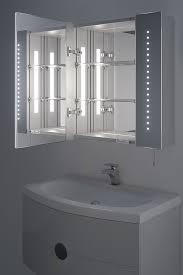 Argos Bathroom Furniture by Regal Led Bathroom Cabinet With Battery Power