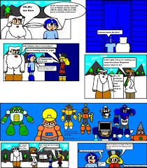 Mega Man Memes - megaman x kalinka pag 01 eng by xtreme kirby on deviantart