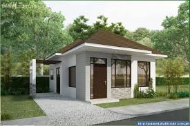 one bungalow house plans absolutely smart 1 simple house design plan philippines 3 bedroom