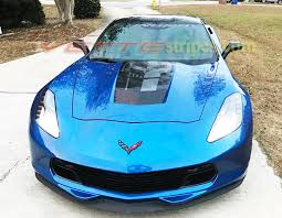 c7 corvette stingray c7 corvette stingray windshield decals vettestripes com