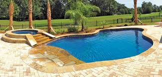 Lagoon Style Pool Designs by Zero Beach Entries Blue Haven Custom Swimming Pool And Spa Builders