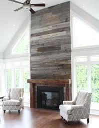 custom fireplace mantel by rebarn