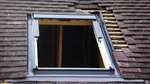 easy skylight in a roof fit a velux or install a roof window any