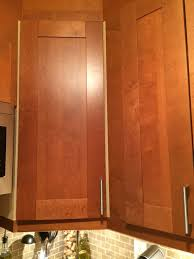 how to paint kitchen cabinets veneer exposed wood on ikea adele cabinets veneer or paint