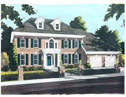 federal home plans federal style home plans federal house plan style square