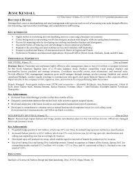 Assistant Fashion Designer Resume Retail Resume Template Lukex Co