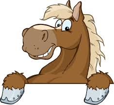 cartoon horse head tattoo clipart cliparts and others art