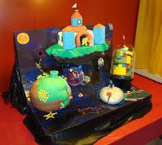 super mario galaxy cake evar neatorama