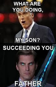Josh Romney Meme - josh romney prince of darkness menacing josh romney know your meme