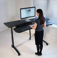benefits of standing desks in the workplace improve health