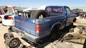 Dodge Dakota Used Truck Bed - junkyard find 1995 dodge dakota with k car engine the truth