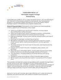 paralegal cover letter sample letter idea 2018