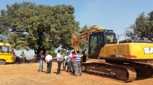 excavator operator training in india sany excavator pinterest